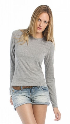 Ladies Longsleeve T-shirt