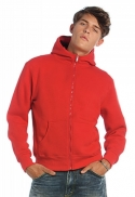 Men's Zip Through Hoodie