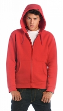 Men's Hooded Full Zip
