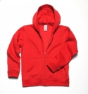 Kids Hooded Full Zip